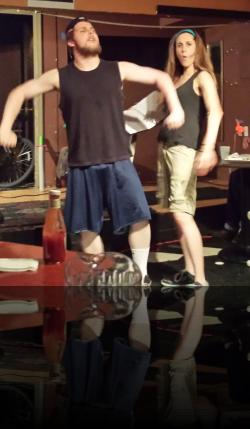 Yes, they do even lift. (Danny Rovin, Angela Pirko) <em>Troilus &amp; Cressida</em>