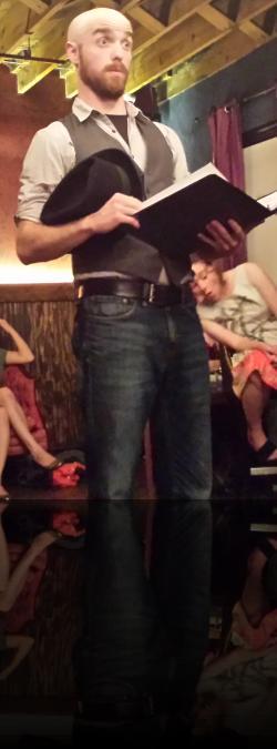 Och, I'm just the hangman. (Scott Campbell) <em>Measure for Measure</em>